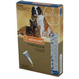 Dose Rate Of Advantage For Dogs And Cats